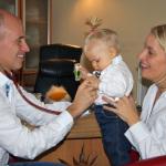 Dr. Golser, Christa Golser und Mariella