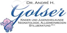 Kinderpraxis Dr. Golser Logo